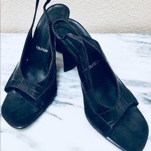 Vera Wang gently used shoes